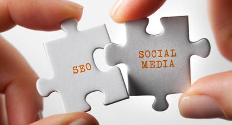 socialo media and seo correlations