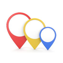 google map markers for local seo services