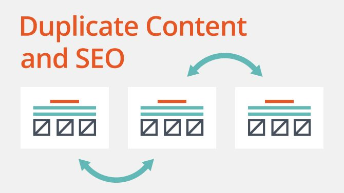 SEO & Duplicate Content