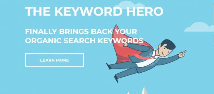 Keyword Hero logo